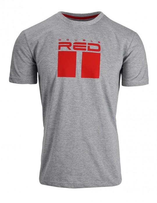 T-shirt All Logo Grey