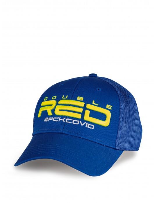 FCK COVID Neon Blue