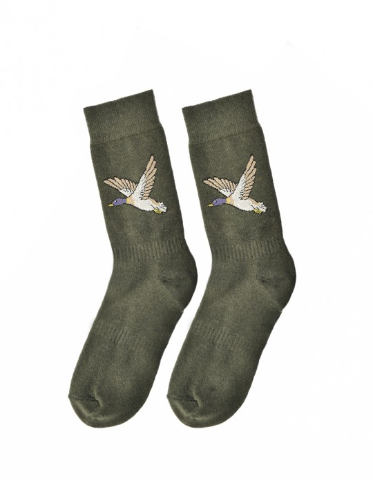 Men's FUN Socks Ducks