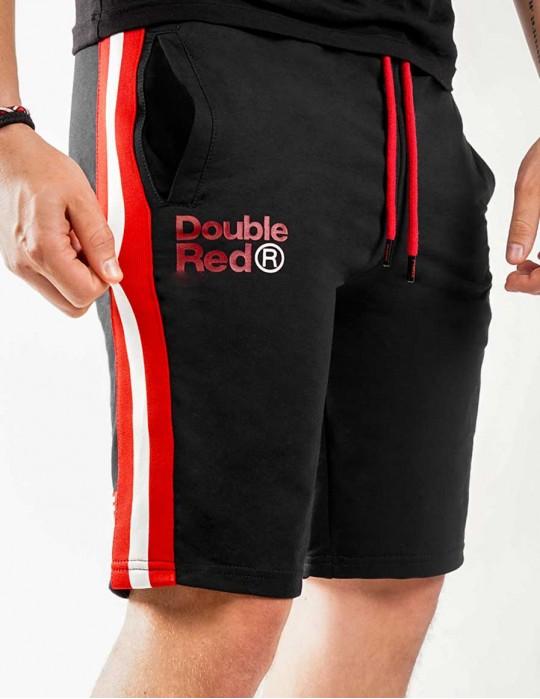 UTTER Shorts Black/Red