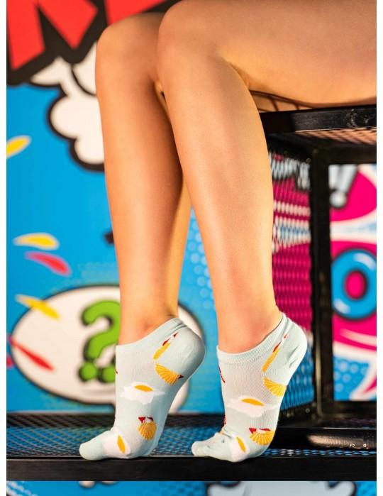 Women's Low Cut FUN Socks Shells
